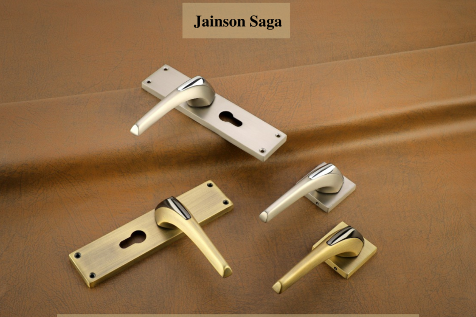 Jainson Saga | Mortise handle locks